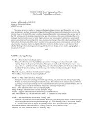 print course - NYU Steinhardt School of Culture, Education, and ...