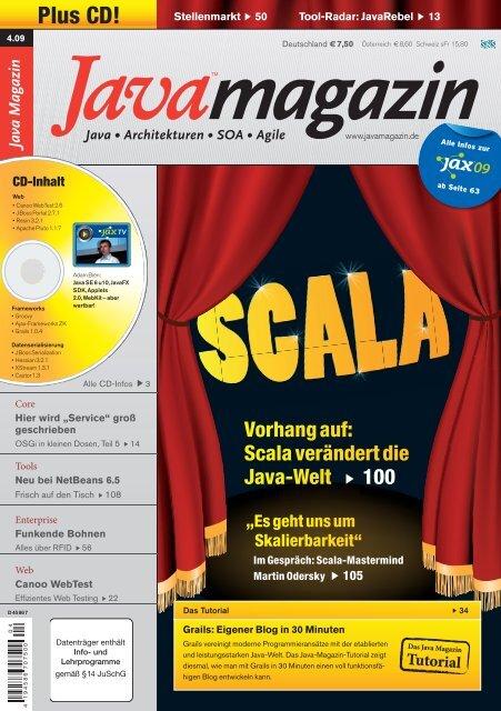 Java Magazin 4.09