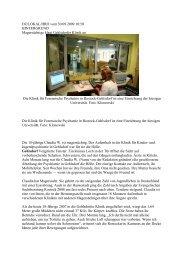 OZ/LOKAL/HRO vom 30.09.2009 10:50 HI TERGRU D ... - Rostock