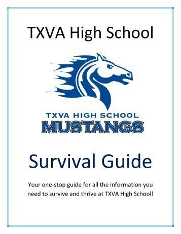 TXVA High School - Texas Virtual Academy