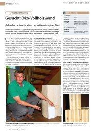 kompletter Artikel als pdf - GT-Systemfertigung GmbH
