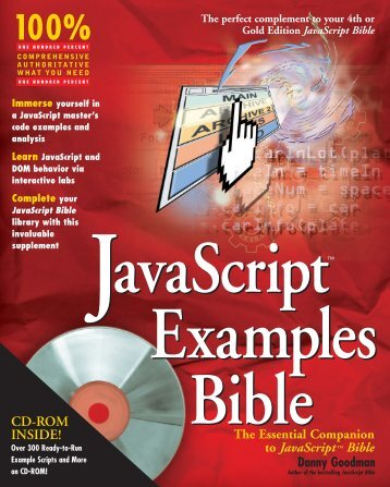 JavaScript Examples Bible - UserWorks Technologies