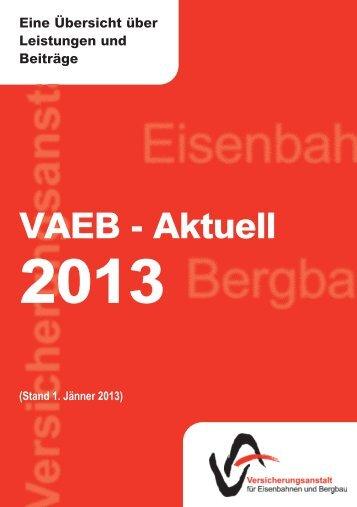 VAEB - Aktuell