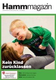 Kein Kind zurücklassen - Verkehrsverein Hamm