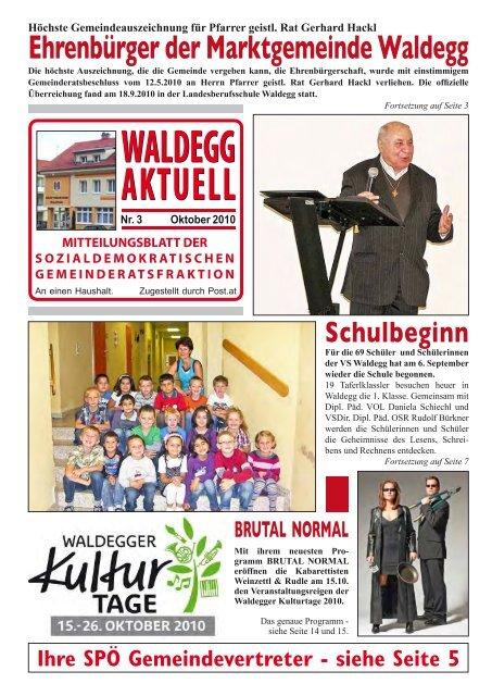 Sie sucht ihn markt in stegersbach, Partnersuche christliche