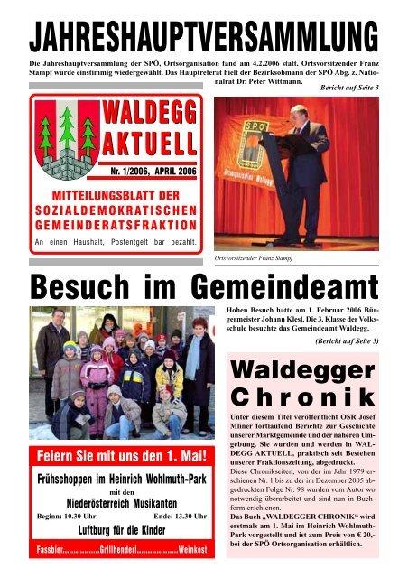 Kosten single in waldegg, Schlierbach singlebrsen kostenlos