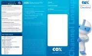 Print PDF - Cox Communications