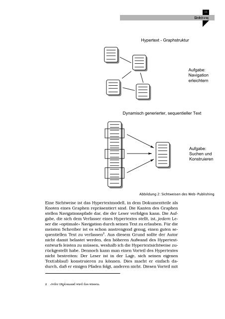 Automatisierte WWW-Veröffentlichung auf der Basis formaler ...