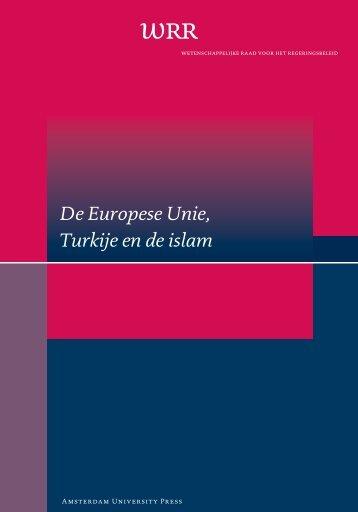rapport 69: De Europese Unie, Turkije en - Wetenschappelijke Raad ...