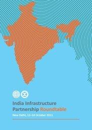 A GLTE India Infrastructure Partnership Roundtable - XYNTEO