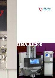 ONA AE300 - GUHL Werkzeugmaschinen