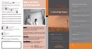 PDF-Flyer Kodex-Knigge Tagung - Wolff trifft Jaeger. GmbH