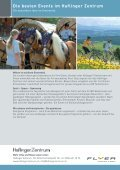 Die besten Events im Haflinger Zentrum - Flyer - Page 2