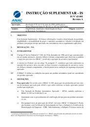 IS Nº 43-001 Revisão A - Anac