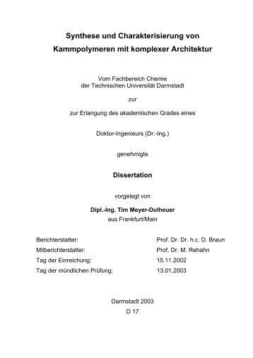 Download (1636Kb) - tuprints - Technische Universität Darmstadt