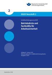 Bayerischer Gemeindeunfallversicherungsverband