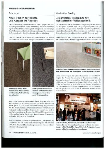 FussbodenTechnik - Windmöller Flooring
