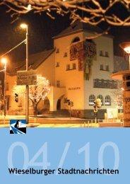 Wieselburger Stadtnachrichten 04/10