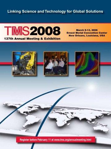 2008 - TMS