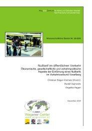 Verlag Klima und Globaler Wandel - vMobil