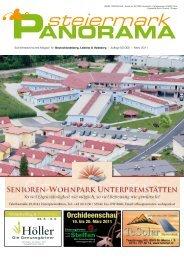 Ausgabe 02/11 - Steiermark Panorama