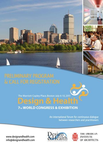 PRELIMINARY PROGRAM & CALL fOR REGIstRAtION
