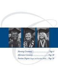 Commencement 2007 - Creighton University