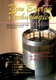 Issue 19 - Free-Energy Devices