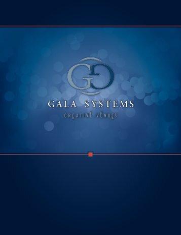 Gala Gala Systems - Gala Theatrical Equipment