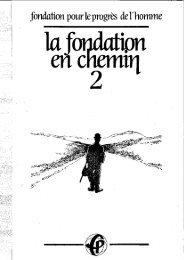 """J""""??? - Fondation Charles Léopold Mayer pour le progrès de l'Homme"""