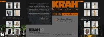 m c| n u l a l< t u r - Natursteine Krah