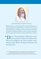 Wissenschaftliche Forschung über Transzendentale Meditation - Seite 2