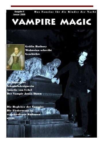 Magazin Vampire Ausgabe 4 (001-2009)
