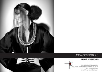 COMPOSITION # 1 - Lee Preston Hairdressing