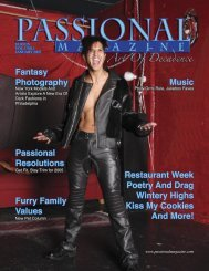 Fantasy Photography - Passional Magazine