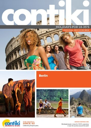 Berlin & Prague plus Vienna - ik chin travel