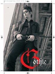 *36-41 Gothic:Klatsch Vorlage