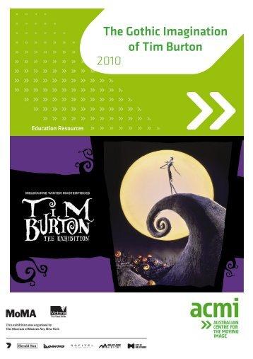 Tim Burton's Gothic Imagination