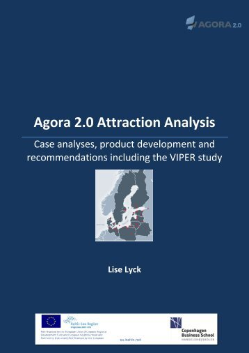 Agora 2.0 Attraction Analysis