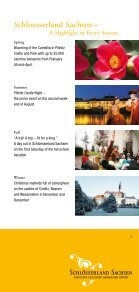 "Brochure ""Palaces, Castles and Gardens ins Saxony"" (PDF - Page 5"