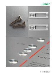 Produktübersicht Zubehör - Lippert
