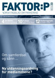 Faktor:P 2008-2 - Norpark