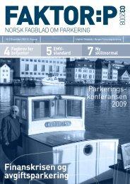Faktor:P 2008-3 - Norpark