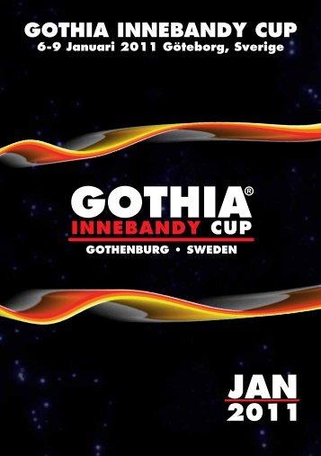 GOTHIA GOTHIA - Gothia Innebandy Cup