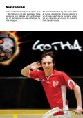 GOTHIA GOTHIA - Gothia Innebandy Cup - Page 5