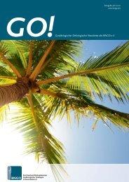 GO!Gynäkologischer Onkologischer Newsletter des BNGO e.V.