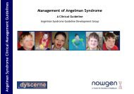 Angelman Syndrome - Dyscerne