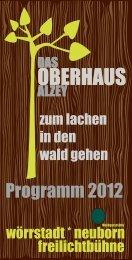 OBERHAUS OBERHAUS - Alzeyer Oberhaus