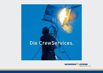 Download Service-Broschüre als PDF-Datei - Kramer & Crew