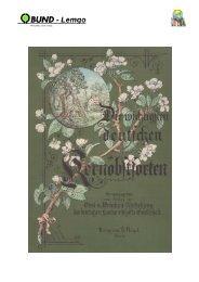 Göthe - Äpfel und Birnen 1894 - BUND Lemgo